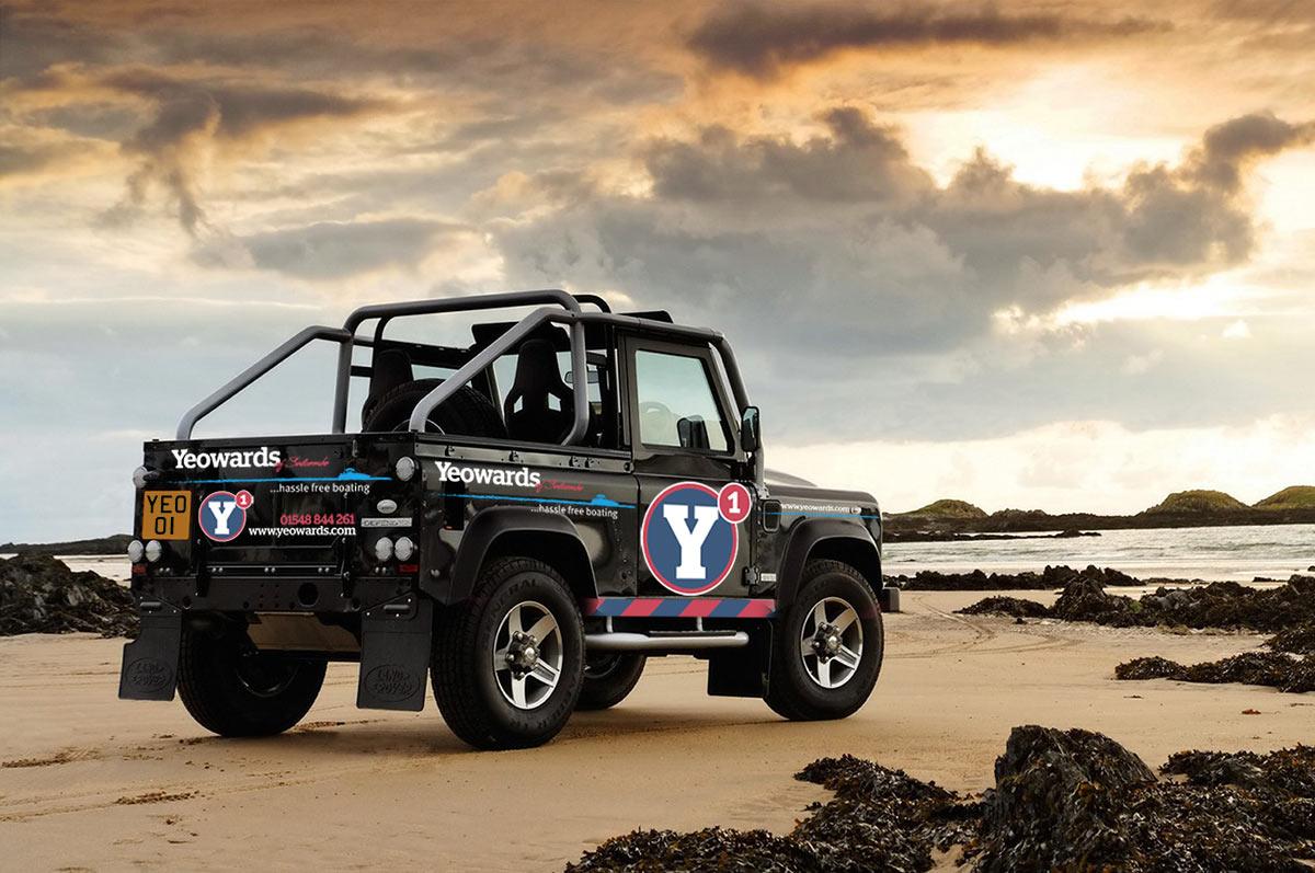Yeowards vehicle